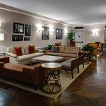 Carnegie Lounge- Offering 24/7 Coffee, Tea Service