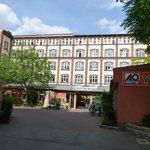 Photo de A & O Hotel & Hostel Friedrichshain