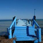 Le ponton de plage 2