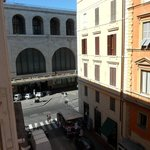 Stazione Termini from our window