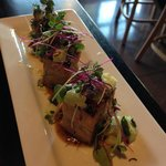Pork Belly - Very interesting flavors. Glad we tried it.