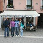 Veneza - Hotel Ca Formenta
