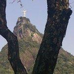 Vista a partir do Parque Nacional da Tijuca