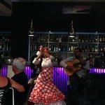 The flamenco dance show 3