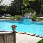 Abano Ritz - external pool