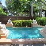 pool villa 302