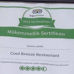 Food ,service ,ambiance always the best .well done sehmus and all your team