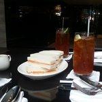 Buffet afternoon tea