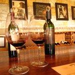 Wine tasting in Regusci Winery