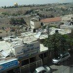 Вид из окна на Старый город