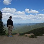 Mount Evans scenic byway - alternate path if summit is closed