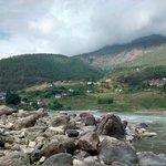 Beatuful river view