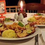 لوبستر 500 جرام و ربيان عشاء لشخصين  من أروع و أفضل المطاعم في بنتوتا