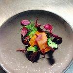 Eismeersaibling mit Brokkoli und Rande