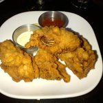 Fried Oysters w Remoulade Sauce