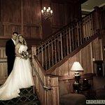 A wonderful wedding shot