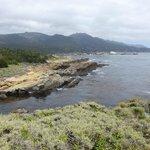 Near Sand Hill Cove