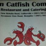 Catfish sundays all you can eat 12$