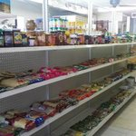 Large Variety of Grocery Items