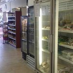 Refrigerated and Frozen Items