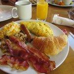part of my breakfast