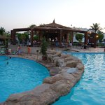 Дальний бар возле бассейна