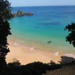 Praia do Sancho! Um espetáculo da natureza!