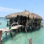 Floyd's Pelican Bar, South Coast of Jamaica