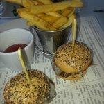 Hamburger ordinati da mio figlio! sfiziosissimi!
