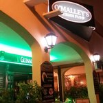 O´malley´s night time