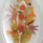 sauce crevettes trop présente et corcé