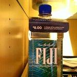 8 dollar water