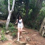 Спуск к Jungle Beach