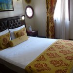 Booked single room