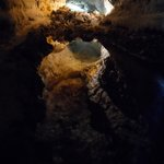 Amazing deep caves and formations