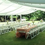 Wedding or Group Tent