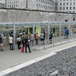 Topography of Terror - The outside display
