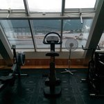 Views from Sauna & Gym in the 6th floor