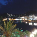 CALA llonga at night