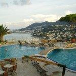 南イタリア最高の絶景プール!