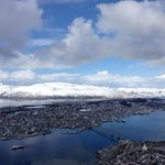A view over Tromsø