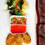 Starter - Thai Fish Cakes...
