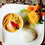Thai Red Curry...