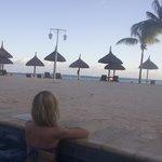 pool&beach