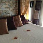 Mandalay room bed