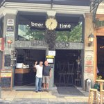 Nice place - great for beer