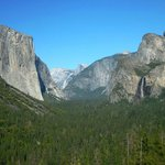 Tunnel view in the afternoon