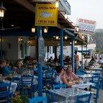 Akrogiali restaurant, Paleochora