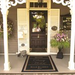 Historic Davy House Main Entrance Front Door 2014