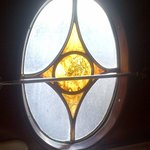 Lavatory Window of Pullman Car 'Cygnus'